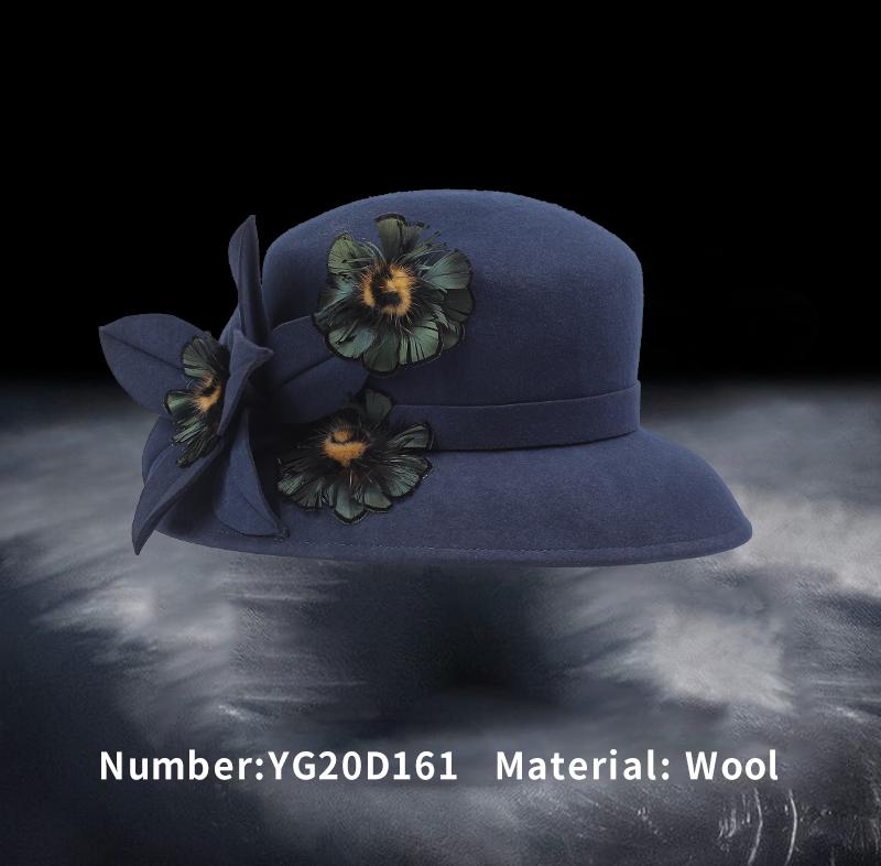 羊毛帽(YG20D161)