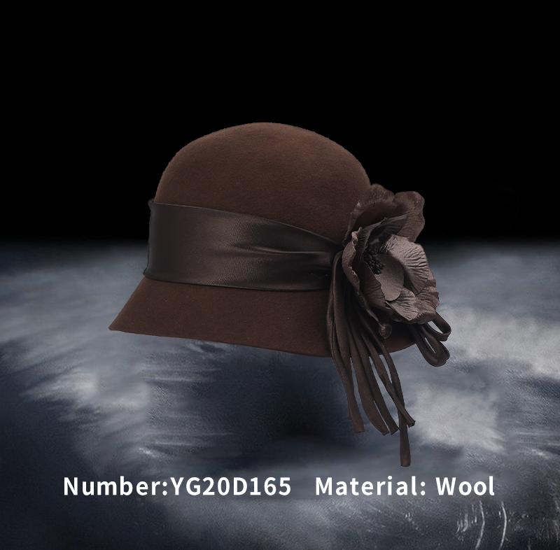 羊毛帽(YG20D165)