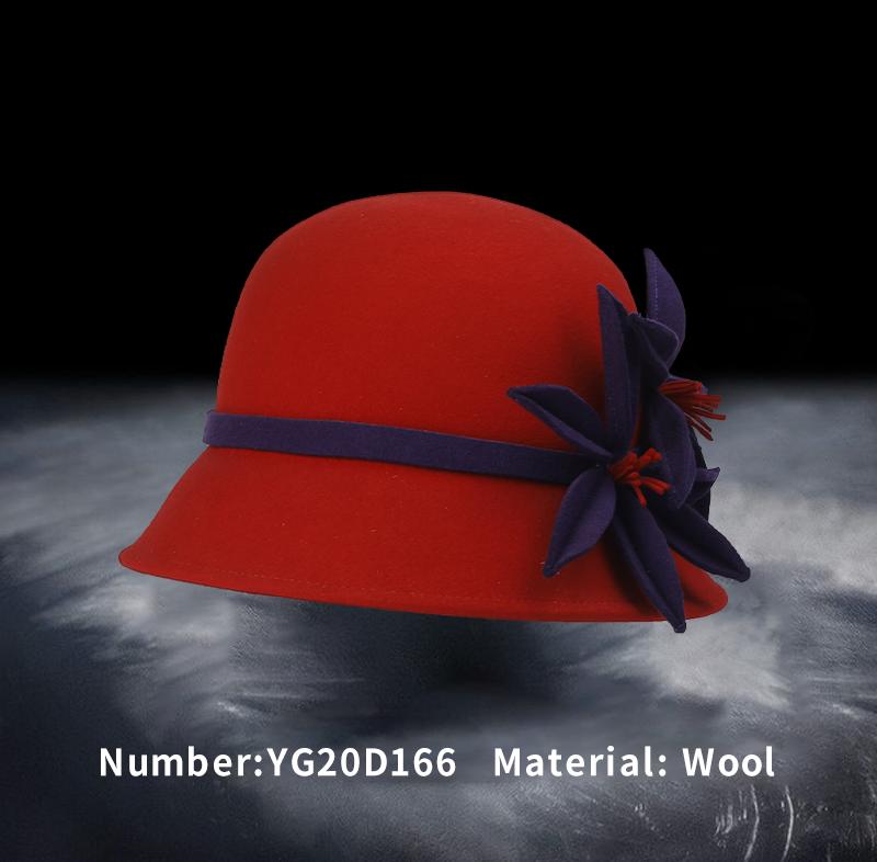 羊毛帽(YG20D166)