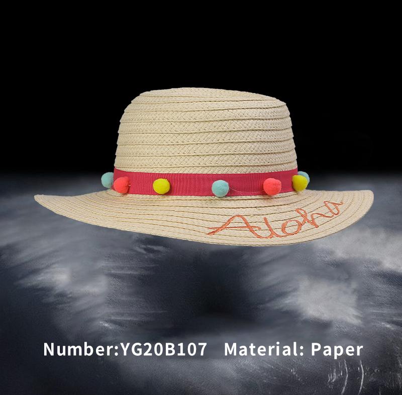 小童帽(YG20B107)