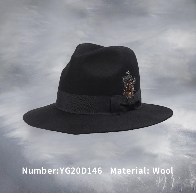 羊毛帽(YG20D146)