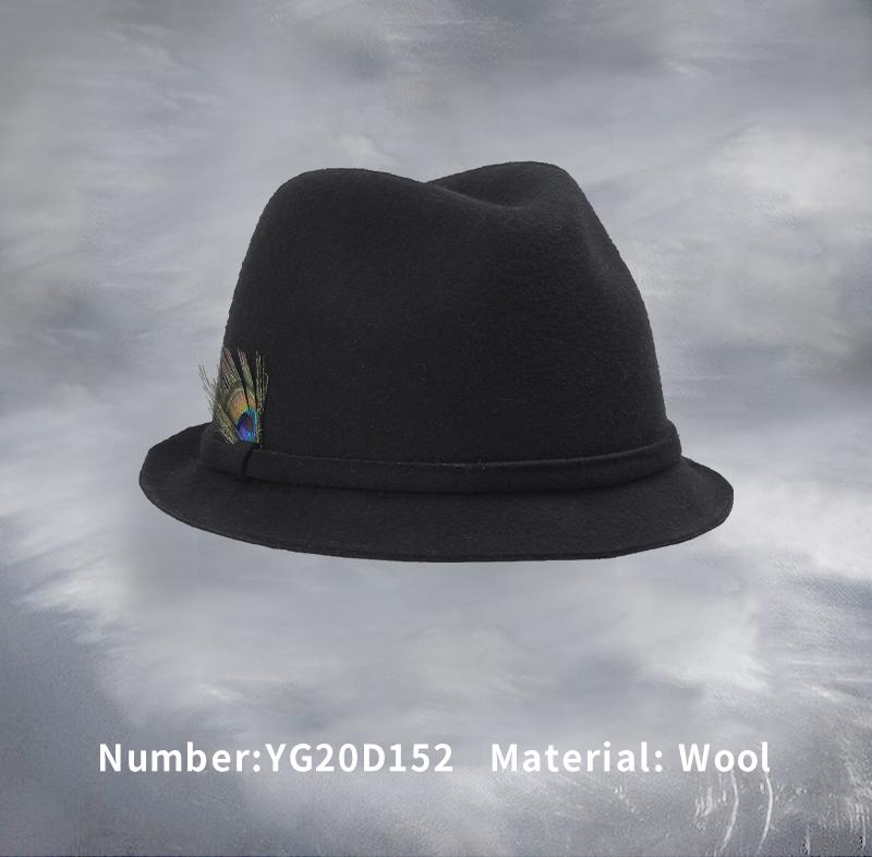 羊毛帽(YG20D152)