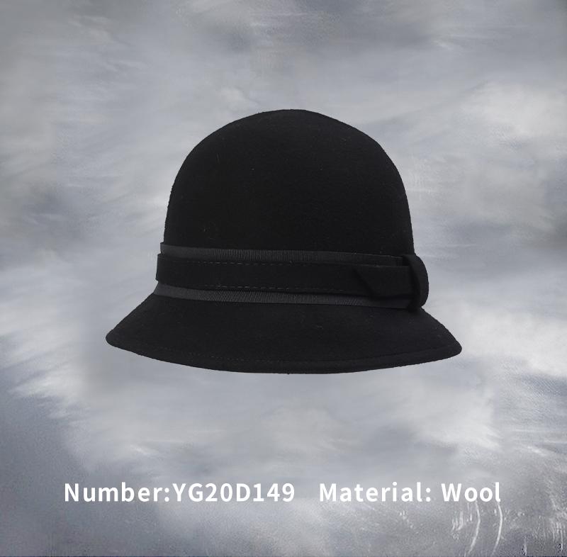 羊毛帽(YG20D149)